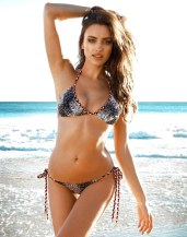 Irina Shayk for Beach Bunny Swimwear [Photos:Video] 03