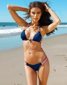 Irina Shayk for Beach Bunny Swimwear [Photos:Video] 05