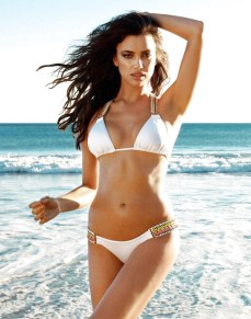 Irina Shayk for Beach Bunny Swimwear [Photos:Video] 06