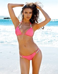 Irina Shayk for Beach Bunny Swimwear [Photos:Video] 07