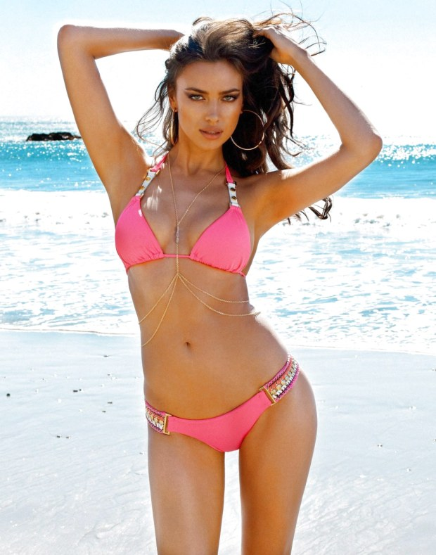 Irina Shayk for Beach Bunny Swimwear [Photos:Video] 07