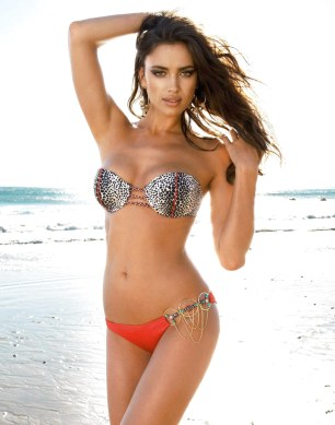 Irina Shayk for Beach Bunny Swimwear [Photos:Video] 12