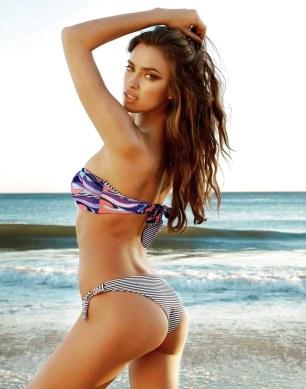 Irina Shayk for Beach Bunny Swimwear [Photos:Video] 13