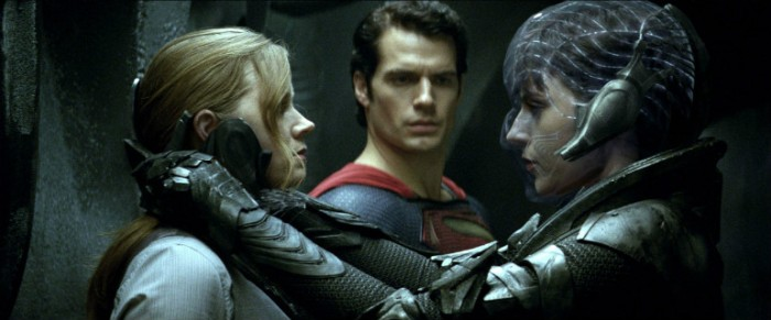 Man of Steel- Fate of your Planet 01