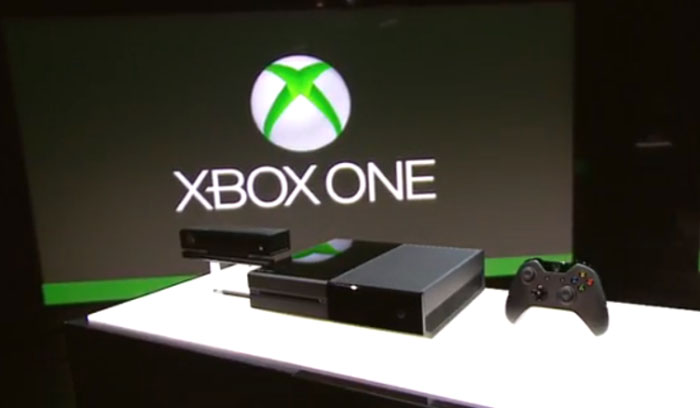 Microsoft reveals the XBOX ONE its All-In-One Home Entertainment System 05