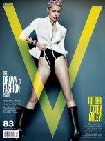 Miley Cyrus By Martio Testino for V Magazine 2013 [Photos:Video] 06