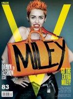 Miley Cyrus By Martio Testino for V Magazine 2013 [Photos:Video] 07