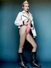 MILEY CYRUS BY MARTIO TESTINO FOR V MAGAZINE 2013 pics 02