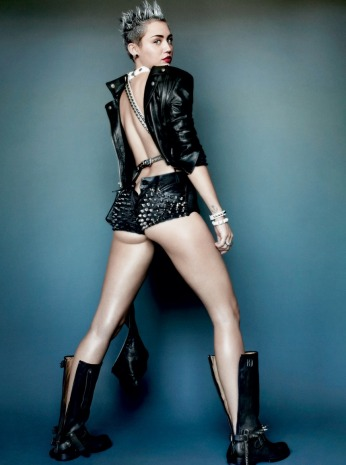 MILEY CYRUS BY MARTIO TESTINO FOR V MAGAZINE 2013 pics 05