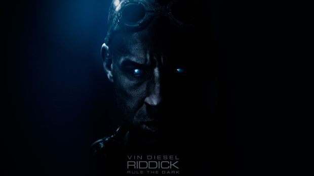 Riddick - Debut Trailer [Movies] 01