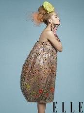 Rita Ora for Elle Magazine May 2013 [Photos:Music] 02