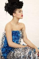 Rita Ora for Elle Magazine May 2013 [Photos:Music] 03