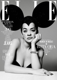 Rita Ora for Elle Magazine May 2013 [Photos:Music] 04