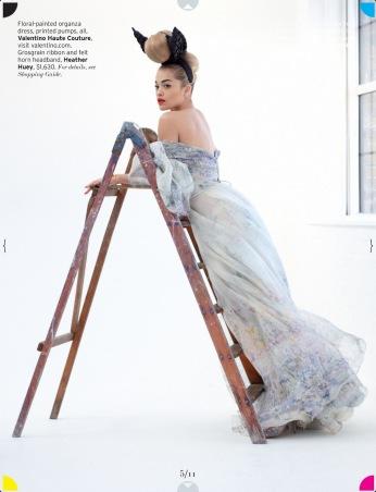 Rita Ora for Elle Magazine May 2013 [Photos:Music] 13