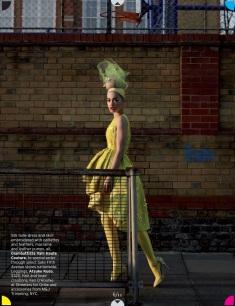 Rita Ora for Elle Magazine May 2013 [Photos:Music] 14