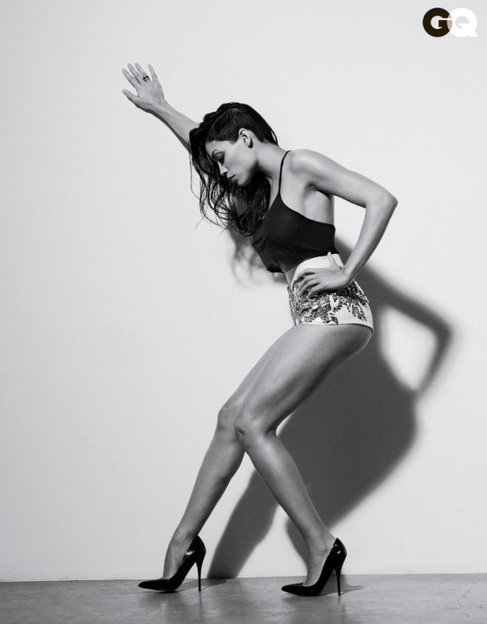 Sexy Rosario Dawson for GQ [Photos:Video] 02