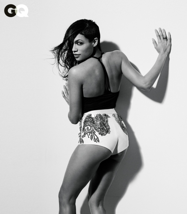 Sexy Rosario Dawson for GQ [Photos:Video] 03
