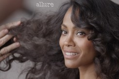 Star Trek's Zoe Saldana – Allure Magazine Photoshoot June 2013 [Photos:Video] 04