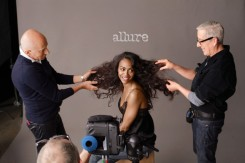 Star Trek's Zoe Saldana – Allure Magazine Photoshoot June 2013 [Photos:Video] 06