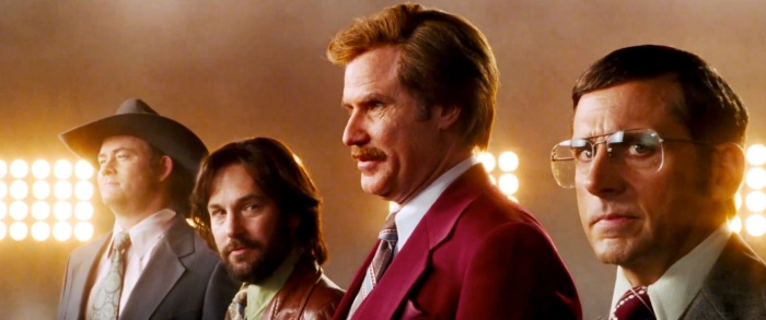 The third teaser trailer for Anchorman 2 is here [Movies]