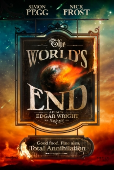 The World's End - US and International Trailer [Movies] 06