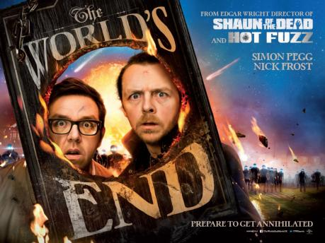 The World's End - US and International Trailer [Movies] 07
