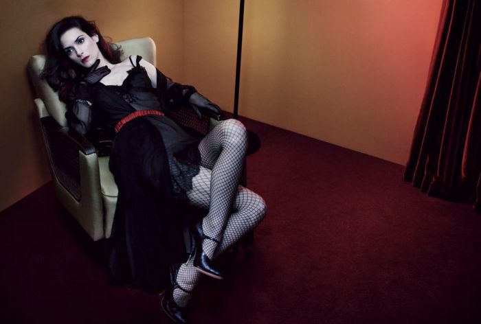 Winona Ryder's Dark side for Interview Magazine May 2013 [Photos] 04