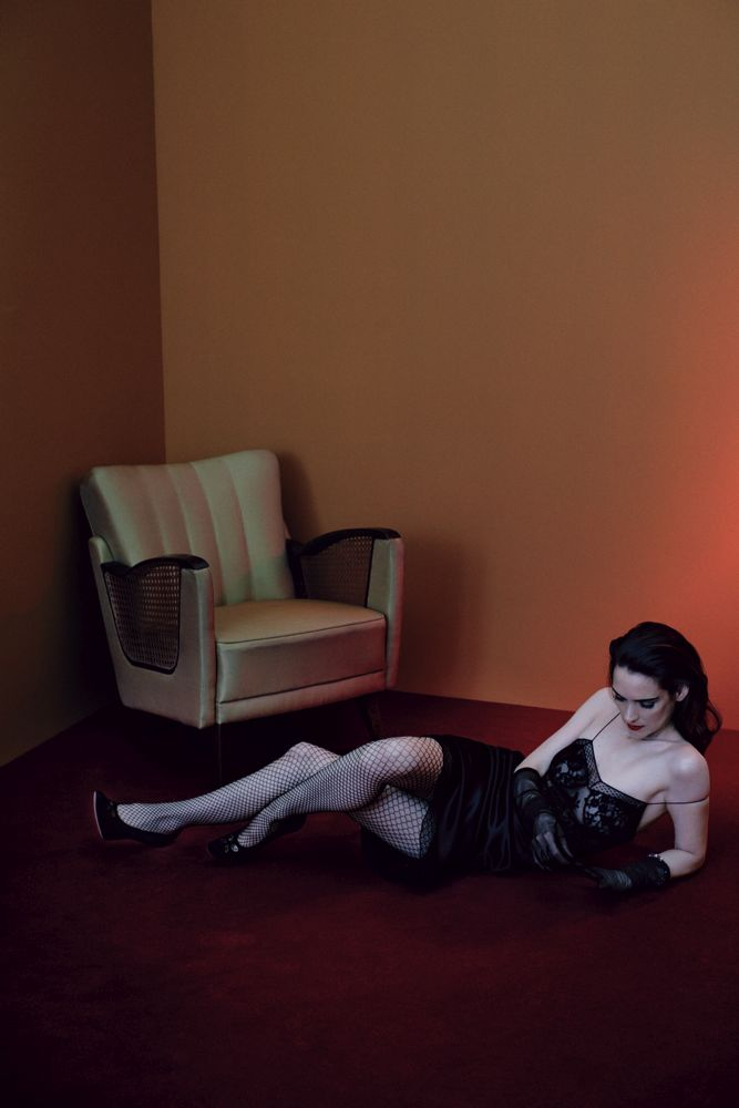 Winona Ryder's Dark side for Interview Magazine May 2013 [Photos] 10