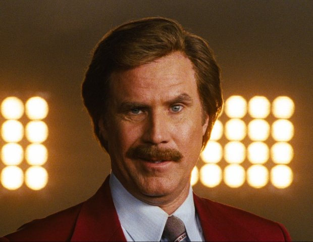 Anchorman 2 Trailer [Movies] 1