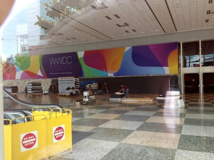 Apple-starts-setting-up-Moscone-West-for-WWDC-2013-[News]