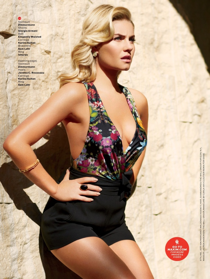 Elisha Cuthbert- Maxim's Most Beautiful Woman on TV 2013 [Photos] 08