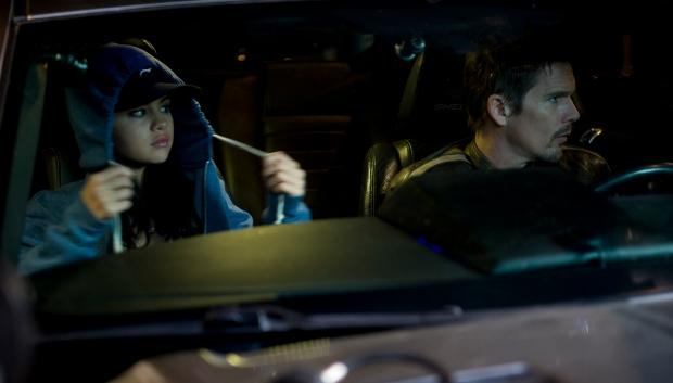 Getaway Trailer Ethan Hawke and Selena Gomez Team up [Movies] 1