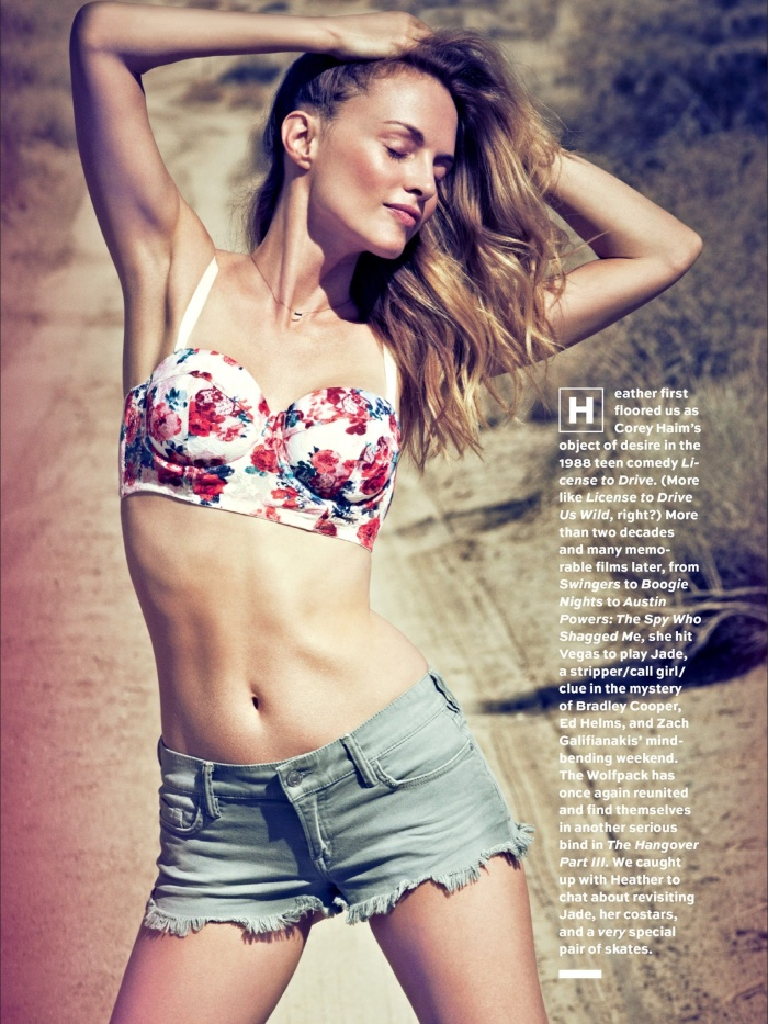 Heather Graham's Hot Maxim Cover Shoot 2013 [Photos] 03