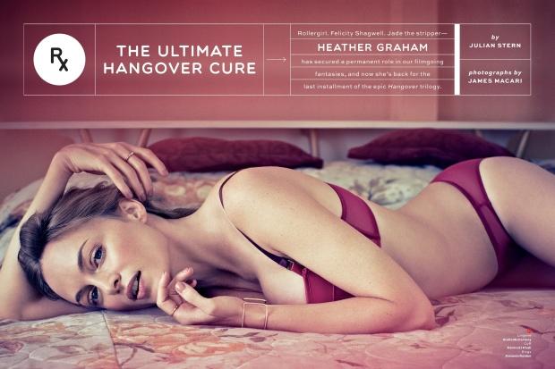 Heather Graham's Hot Maxim Cover Shoot 2013 [Photos] 06