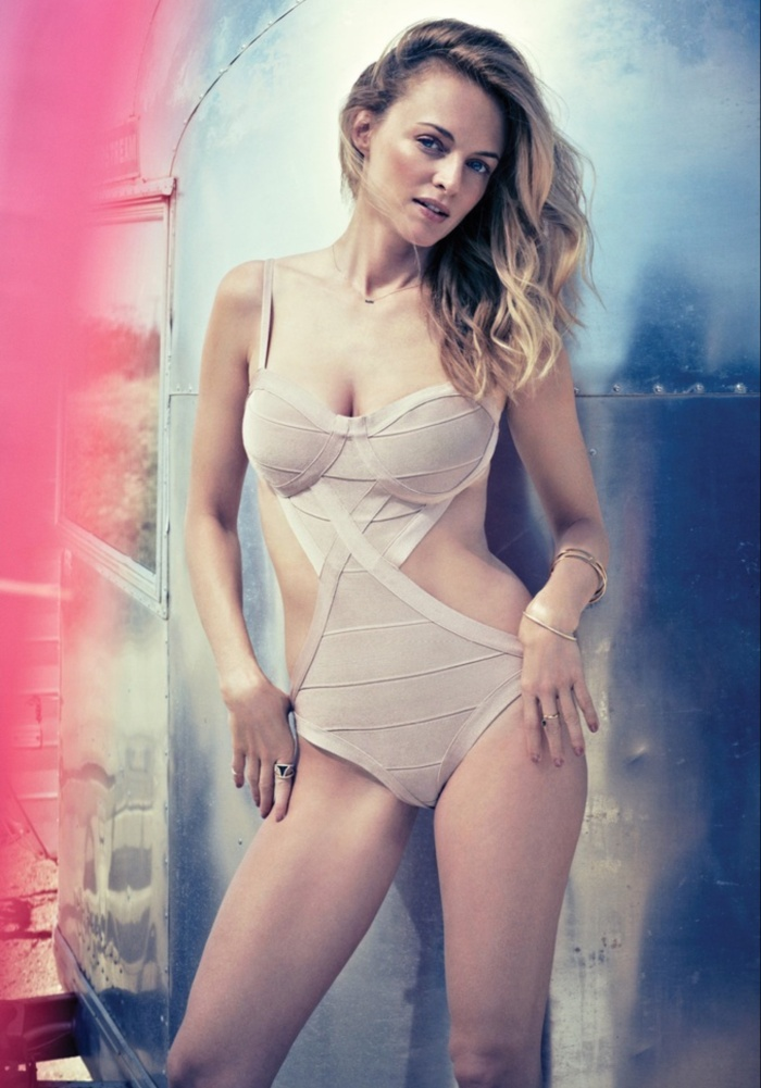 Heather Graham's Hot Maxim Cover Shoot 2013 [Photos] 11