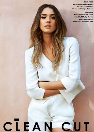 Jessica Alba - The Sunday Times Style UK June 2013 by Eric Guillemain [Photos] 08