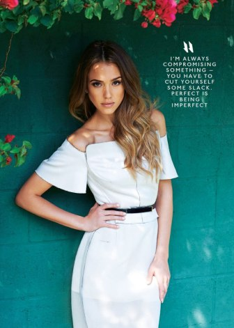 Jessica Alba - The Sunday Times Style UK June 2013 by Eric Guillemain [Photos] 09