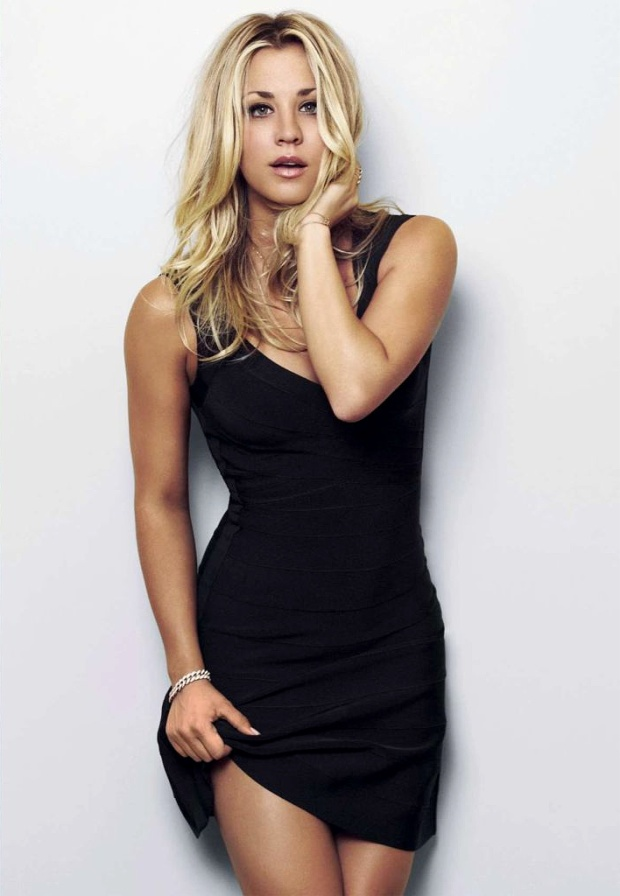 Kaley Cuoco Sexy FHM Magazine UK July 2013 [Photos] 03