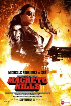 Machete Kills - International Trailer [Movies] 02