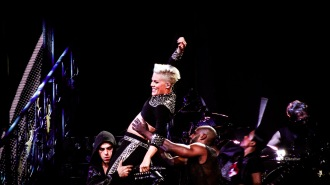 Pink at Perth Arena 2013-16