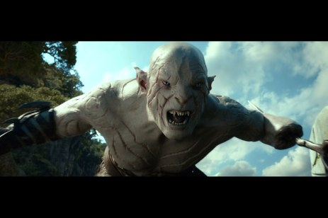 The Hobbit- The Desolation of Smaug - Official Teaser Trailer and Pics [Movies] 09