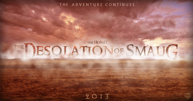 The Hobbit- The Desolation of Smaug - Official Teaser Trailer and Pics [Movies] 12