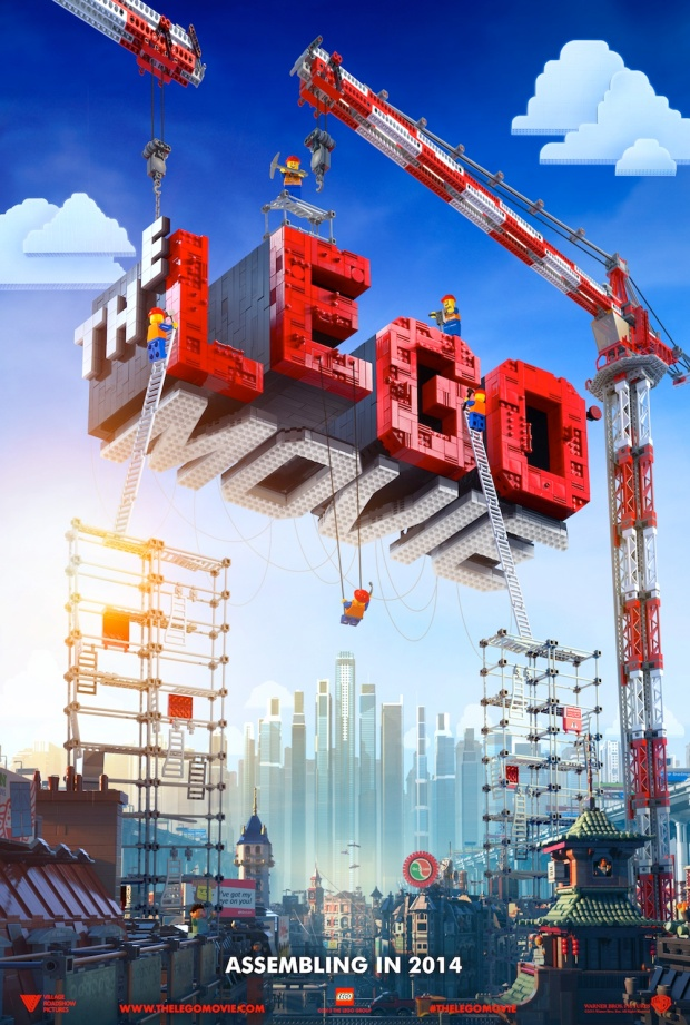 The LEGO Movie Teaser Trailer [Movies] 2