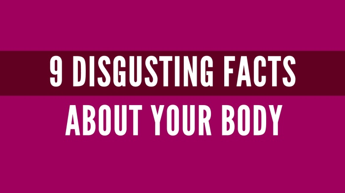 9-Disgusting-Facts-About-Your-Body-feat