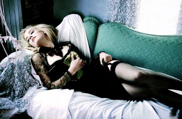 Amber Heard by Ellen von Unwerth for Vs Magazine [Rewind] - 01