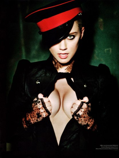 Amber Heard by Ellen von Unwerth for Vs Magazine [Rewind] - 06