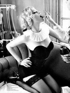 Amber Heard by Ellen von Unwerth for Vs Magazine [Rewind] - 14