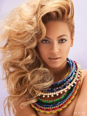 Beyonce Sparkles naked for Flaunt Magazine - 08