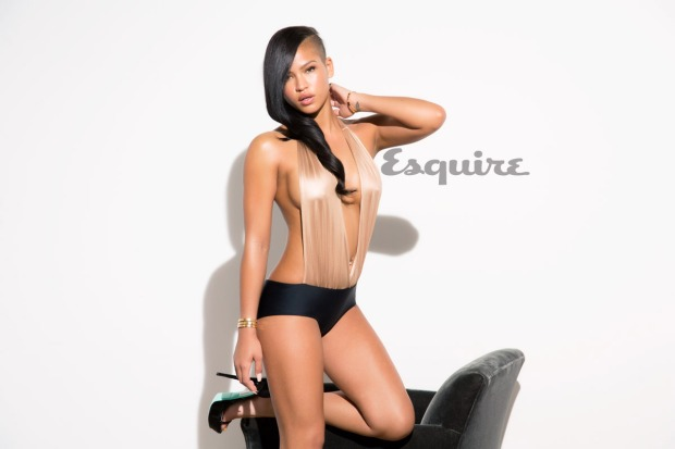 Cassie Racy photoshoot for Esquire Magazine 01