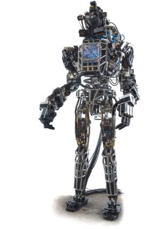 DARPA's Atlas Robot the Real-Life Terminator - 01